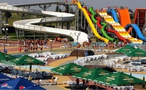 """Aquapark """"Ostrow Sokrowischtsch"""""""
