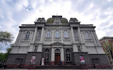 Das nationale Andrej-Scheptyzkyj-Museum
