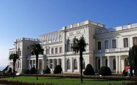 Le palais Livadisky