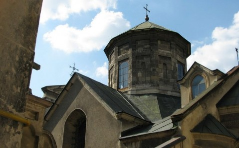 The Armenian Cathedral (of the Assumption of the Holiest Mother of God)