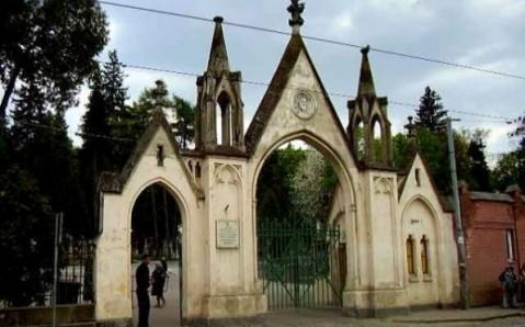 Le cimetière Lychakiv