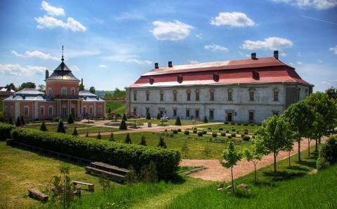 Le château Zolotchevsky