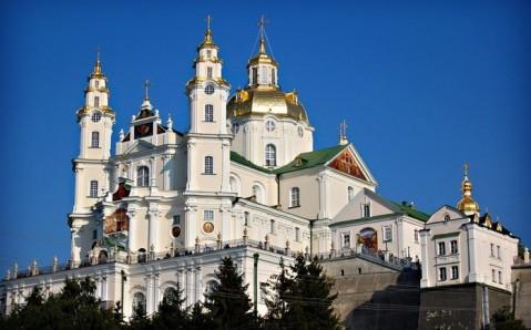 Heiliges Himmelfahrtskloster von Potschajiw