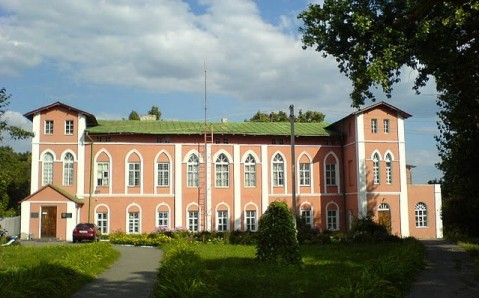 Parkhomivka Museum of History and Arts