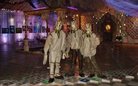 """Le musée """"Tchernobyl"""""""