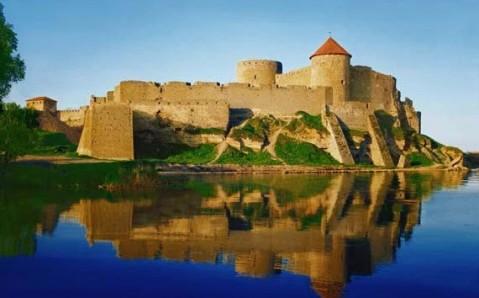 Bilhorod-Dnistrovskyï (la forteresse Akkermanska)