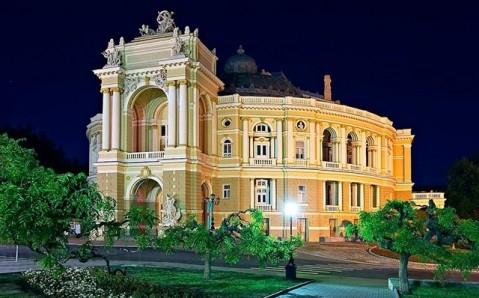 Le théâtre d'Opéra