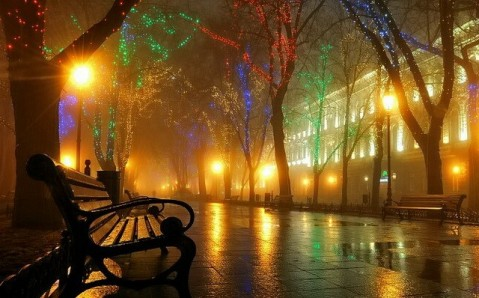 Le boulevard Primorskiy