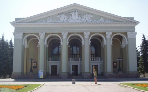 Poltava Music Drama Theater