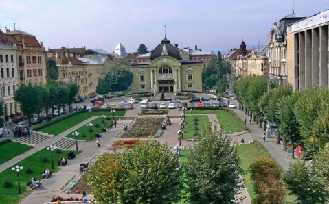 Chernivtsi Music Drama Theater