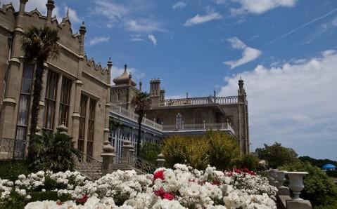 Le palais Vorontsovsky
