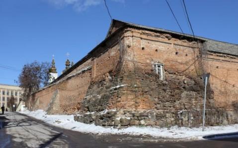 Murallas de Vinnitsa