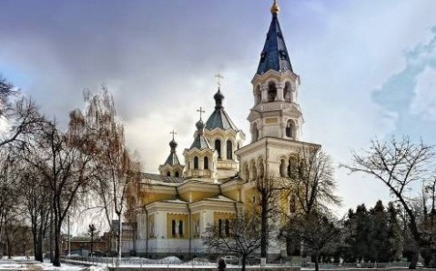 Cathedral of the Holy Transfiguration