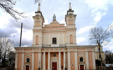The Saint Sophia Cathedral