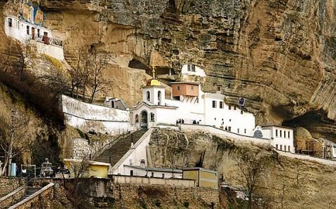 Das Uspenski Höhlenkloster