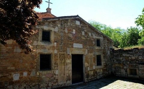 Армянская церковь св. Сергия (Сурб Саркис)