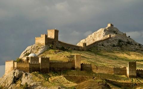 Fortaleza Genovesa de Sudak