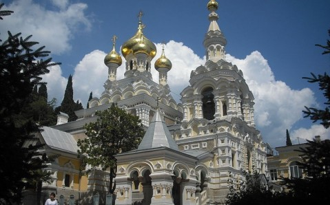 The Cathedral of St. Alexander Nevsky