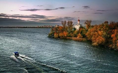 Monastyrsky Island