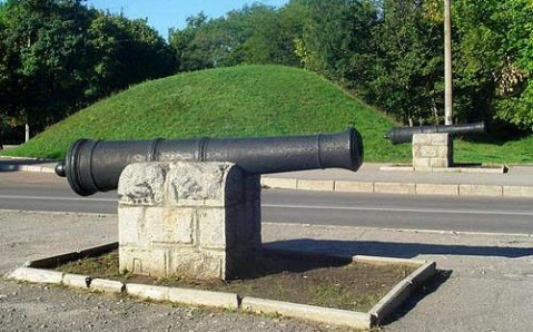 The Fort of St. Elizabeth