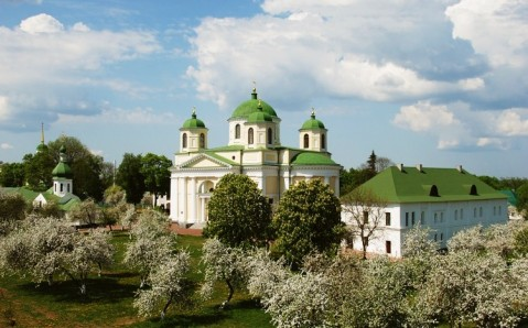 The Our Savior and Transfiguration Monastery