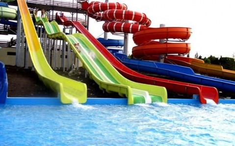 "Aquapark ""Surbagan"""