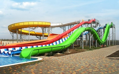 "Parque acuático ""Koblevo"""