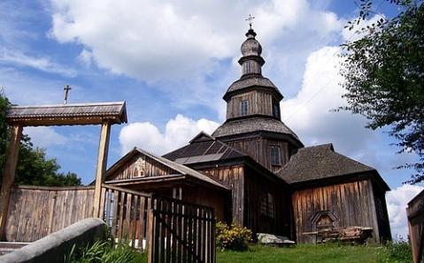 L'église de St Nicolas