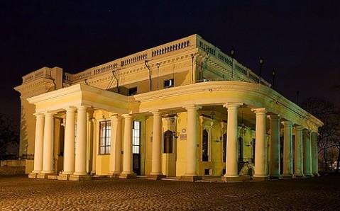 Le palais du prince Vorontsov