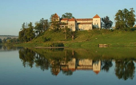 Le château Svirjsky