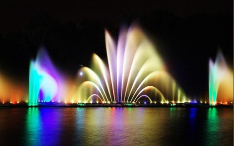 Roshen Fountain
