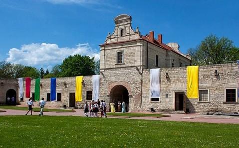 Sbaraschskij Schloss