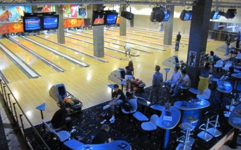 Bowling Ultramarin