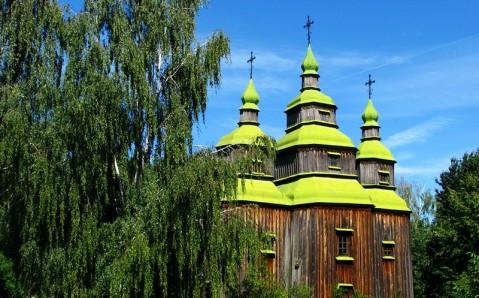 Киев за неделю