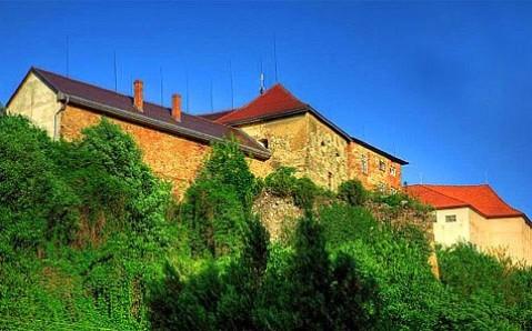 Uzhgorod Castle (Zakarpattia Local History Museum)