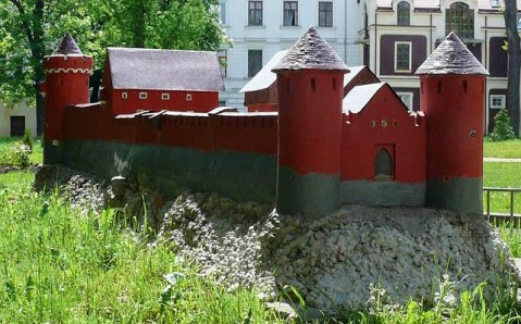 The Park of Fortifications in Miniature
