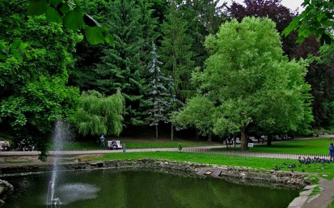 Parque Striysky
