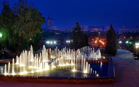 Парк им. Щербакова