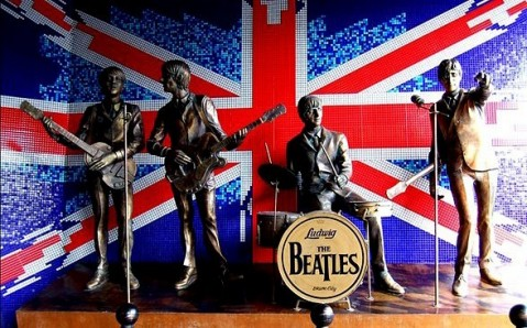 Monumento a The Beatles