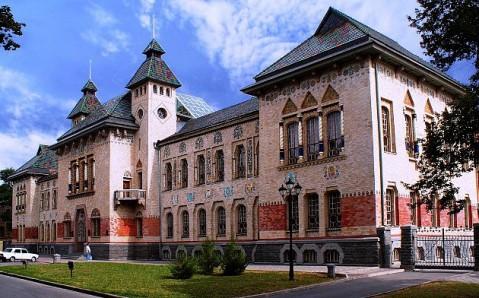 Museo etnográfico de Poltava (Casa de gobierno local)