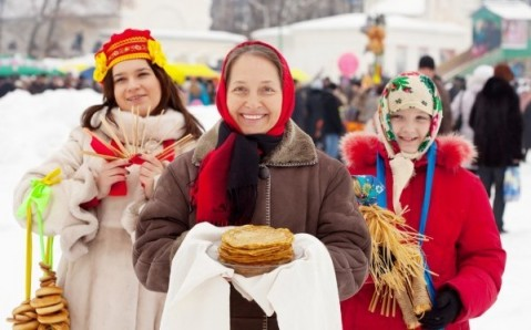 Where and how to celebrate Maslenitsa