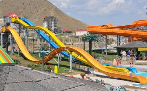 Water Amusement Park Koktebel