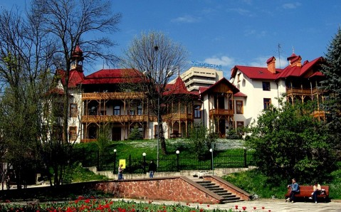 To Ukraine for Health: country's top five most popular sanative resorts