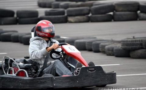 Carting 'Arena Lviv'