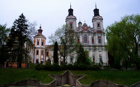 Jesuit Monastery and Collegium