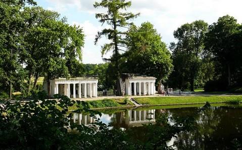 Arboreto 'Alexandría'