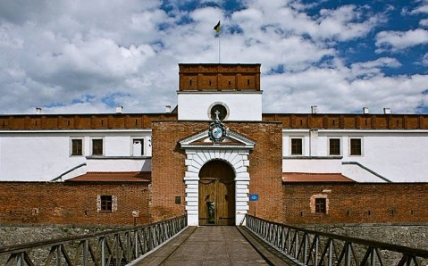 Castillo de Dubno