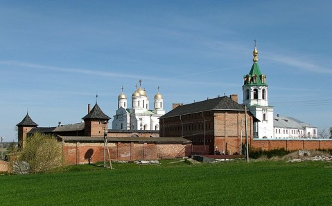 Monasterio de Zimne
