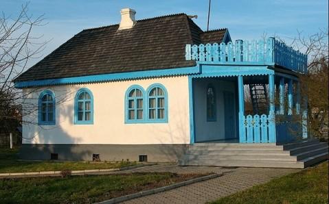 Музей-усадьба Леси Украинки