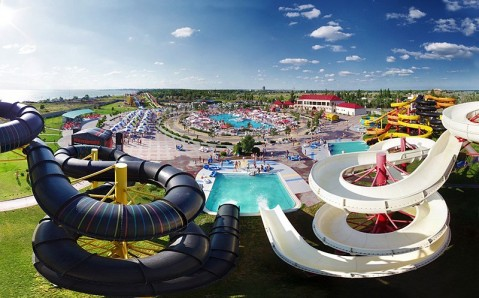 Water World: Ukraine's Top 5 Water Parks